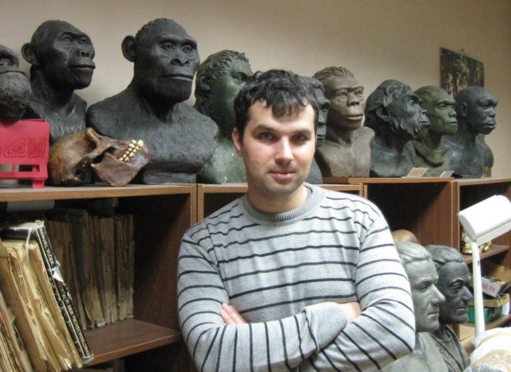 Александр Соколов.