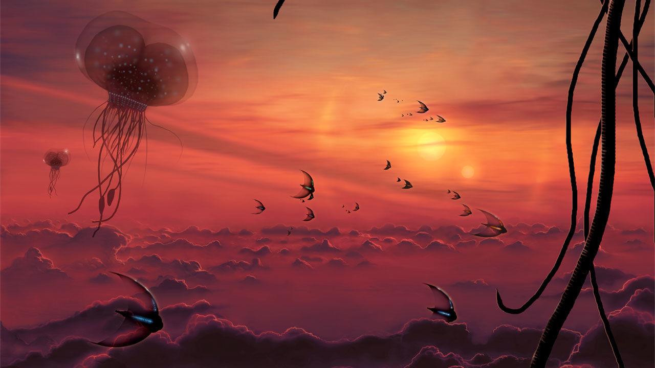 Тёплая атмосфера коричневого карлика может являться домом для внеземных организмов.