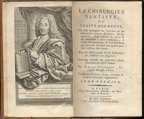 """В сочинении """"Дантист-хирург, или трактат озубах"""" Пьер Фошар описал 102 стоматологических заболевания."""
