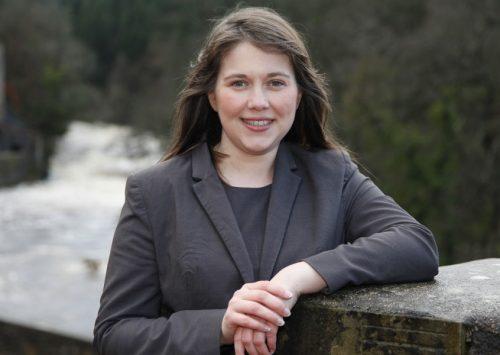 Министр здравоохранения Шотландии Эйлин Кэмпбелл (Aileen Campbell)