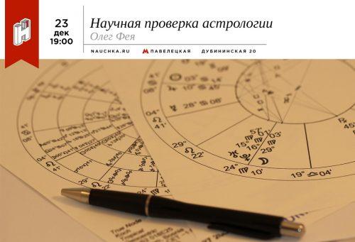 Лекция «Знаки зодиака игде они обитают».