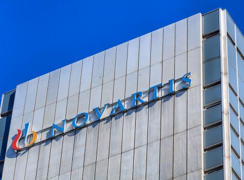 Здание компании Novartis вБазеле, Швейцария. Вэтом году созданный ею препарат показал успехи вборьбе срассеянным склерозом