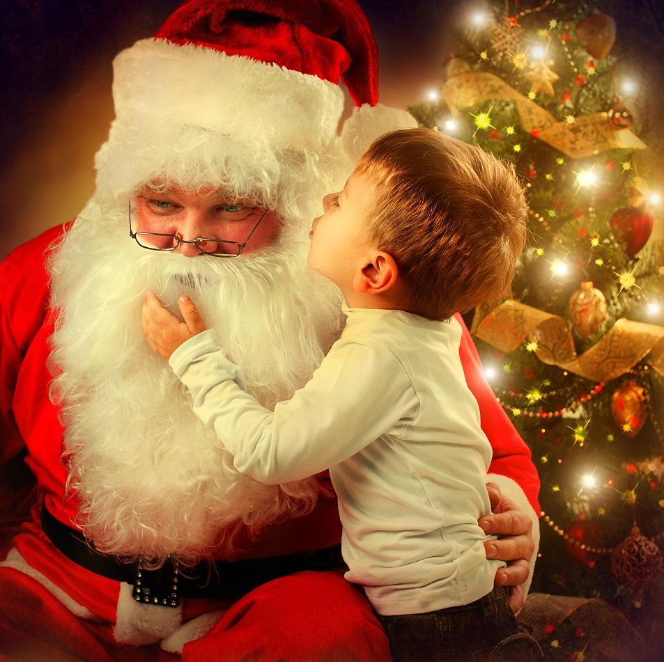 — Умоих родителей много денег!<br />— Значит, ты получишь хороший подарок!