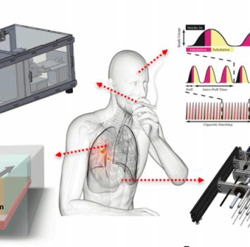 Робот-курильщик поможет понять механизм вреда от курения