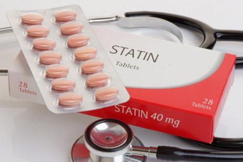 Статины— препараты для лечения гиперлипидемии.