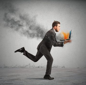 Организации должны учить сотрудников отдыхать от работы