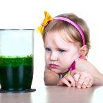 Дети не любят шпинат