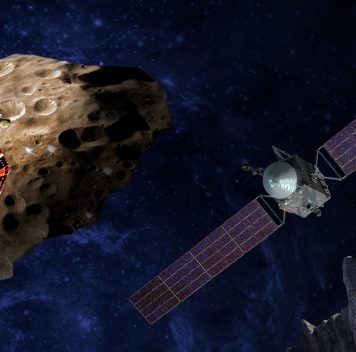НАСА отправит автоматические межпланетные станции кастероидам