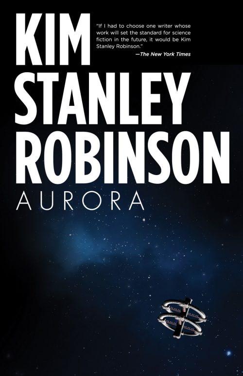 """В романе Робинсона """"Аврора"""" (Aurora, 2015) рассказывается история корабля поколений, запущенного в2545 году сСатурна кзвезде Тау Кита для создания человеческой колонии иовозвращении кЗемле после провала миссии"""