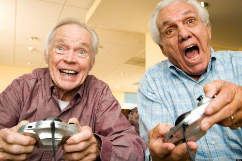 Польза от компьютера иигр впожилом возрасте уже доказана. Возможно, отбирая приставку увнука, дедушки скоро начнут ссылаться наврачебные назначения.