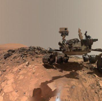 Углекислого газа ватмосфере древнего Марса было крайне мало