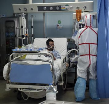 Китай продолжает бороться сптичьим гриппом