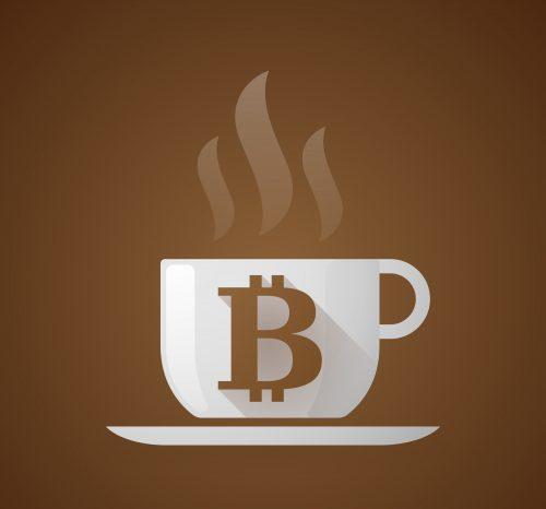 Никто нерасплачивается биткоинами за чашку кофе