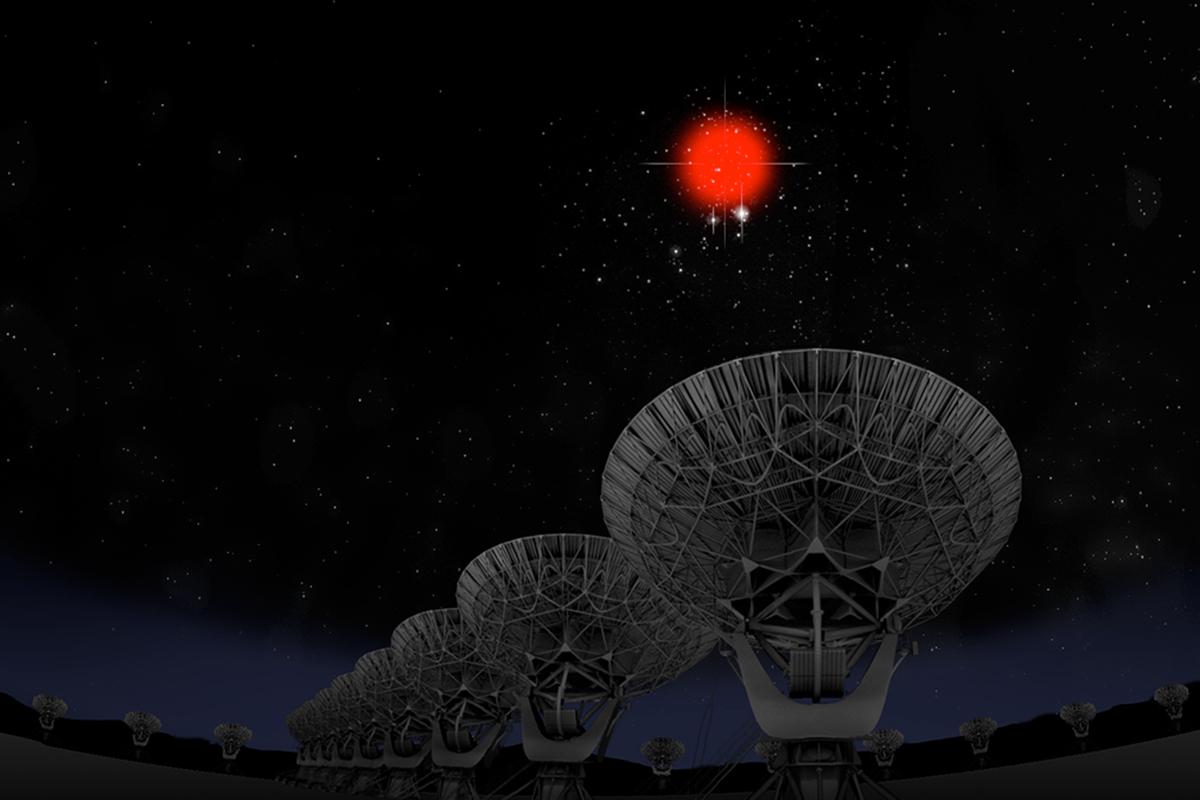 Там, где сейчас учёные используют огромные радиотелескопы, можно было бы обойтись мобильными телефонами. Тысячами мобильных телефонов.