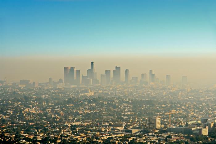 Загрязнённый воздух оказался вреден нетолько для лёгких, но идля мозга.