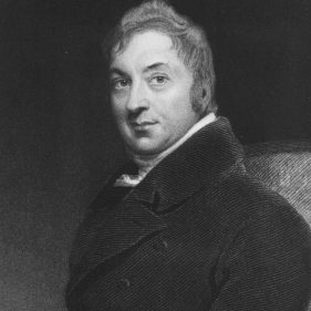Эдвард Дженнер, изобретатель профилактической противооспенной вакцины.