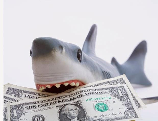 Журналы-хищники хотят слопать тебя итвои деньги, %username%. Остерегайся!