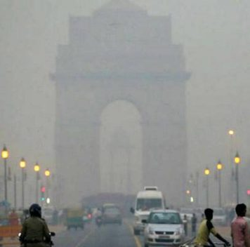 Самый грязный воздух мегаполисов