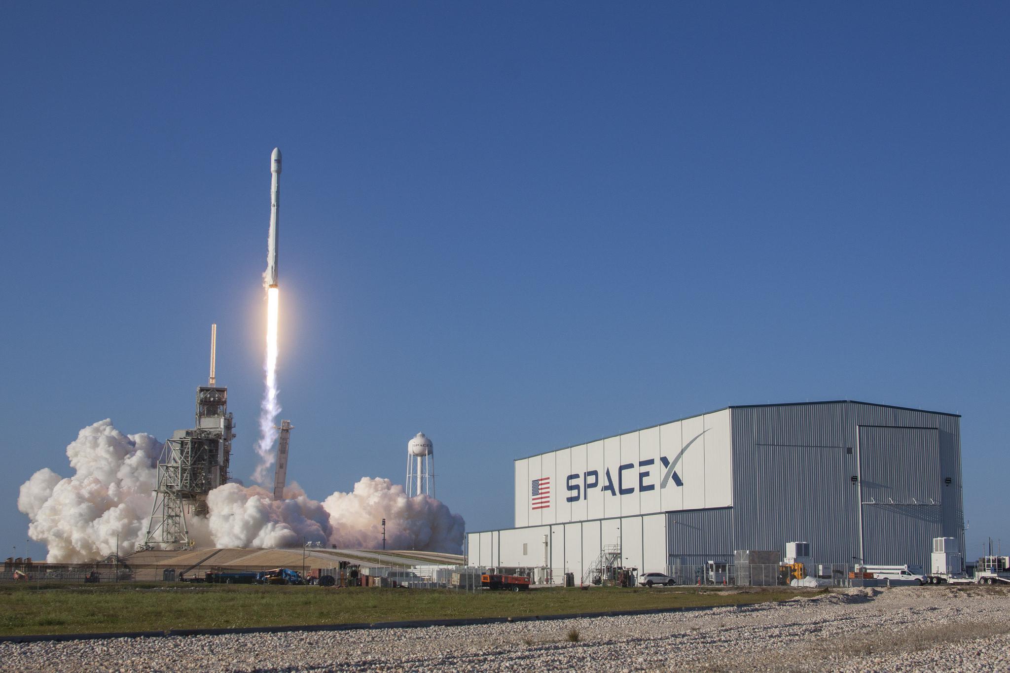 Запуск миссии SES-10.
