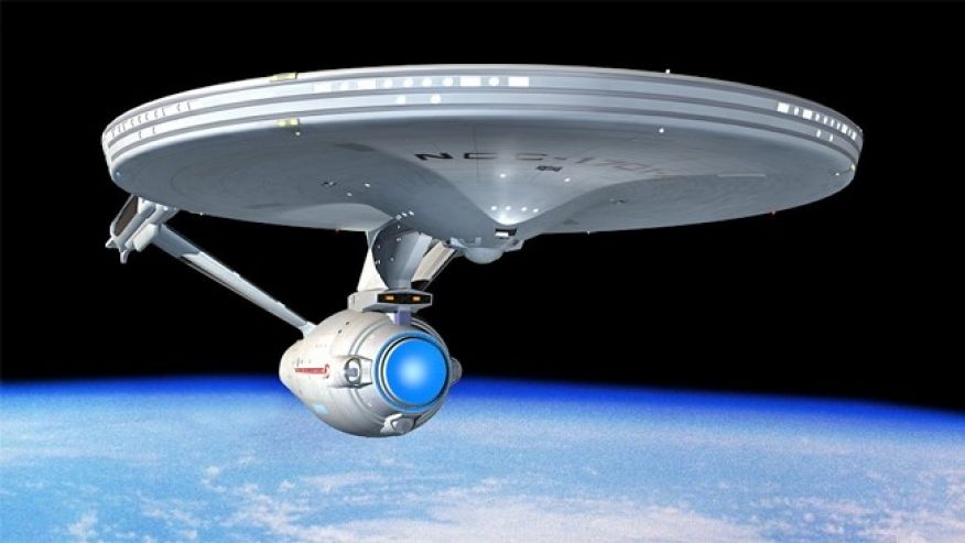 """""""Столетний звездолёт""""— космический корабль для полёта вдалёкий космос. Сейчас его можно представить каким угодно."""