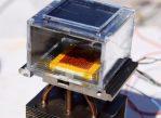Прототип устройства, способного собирать воду даже в засушливом климате, используя только энергию Солнца.