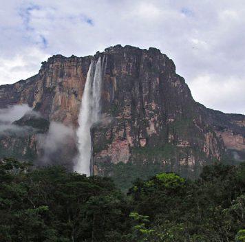Открыт высочайший водопад