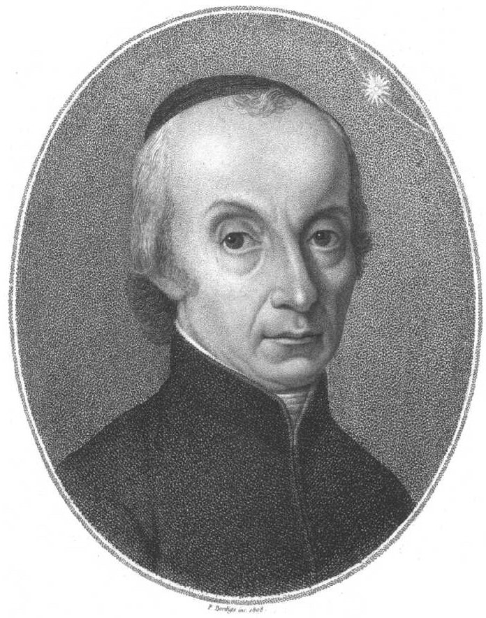 Джузеппе Пиацци, итальянский астроном, первооткрыватель астероида Цереры.
