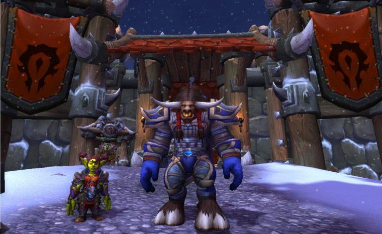 Авот так вмире World of Warcraft выглядят авторы исследования.