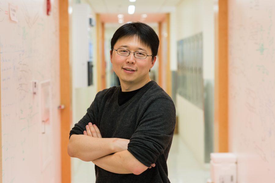 Фэн Чжан, один из создателей технологии SHERLOCK.