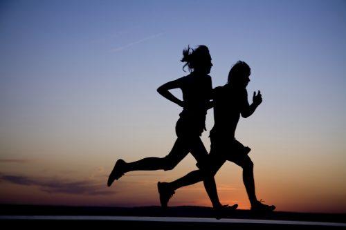 Хороший пример тоже может быть заразителен. Причём плохие бегуны вдохновляют даже больше, чем хорошие.