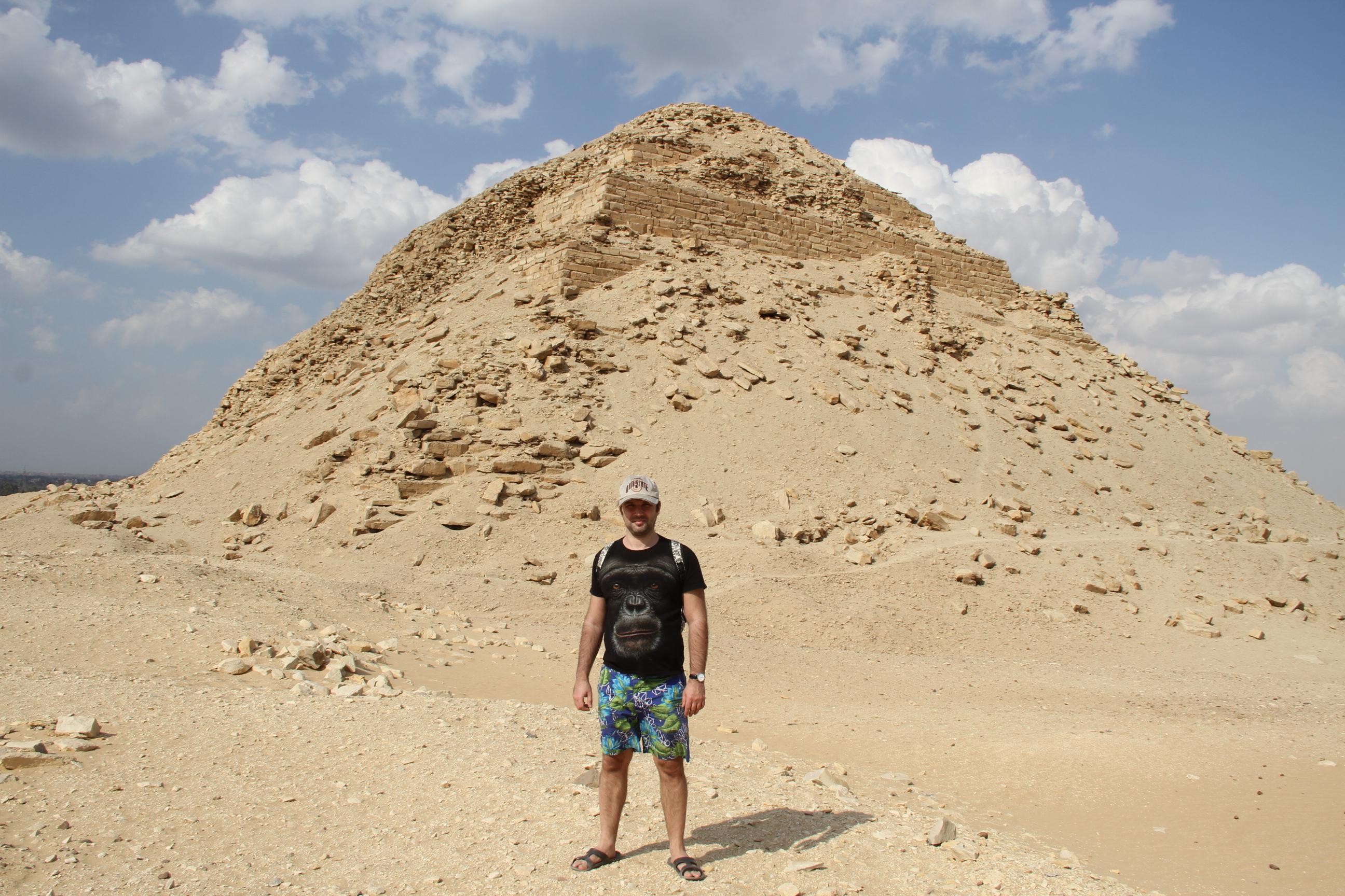 Пирамида Нефериркара