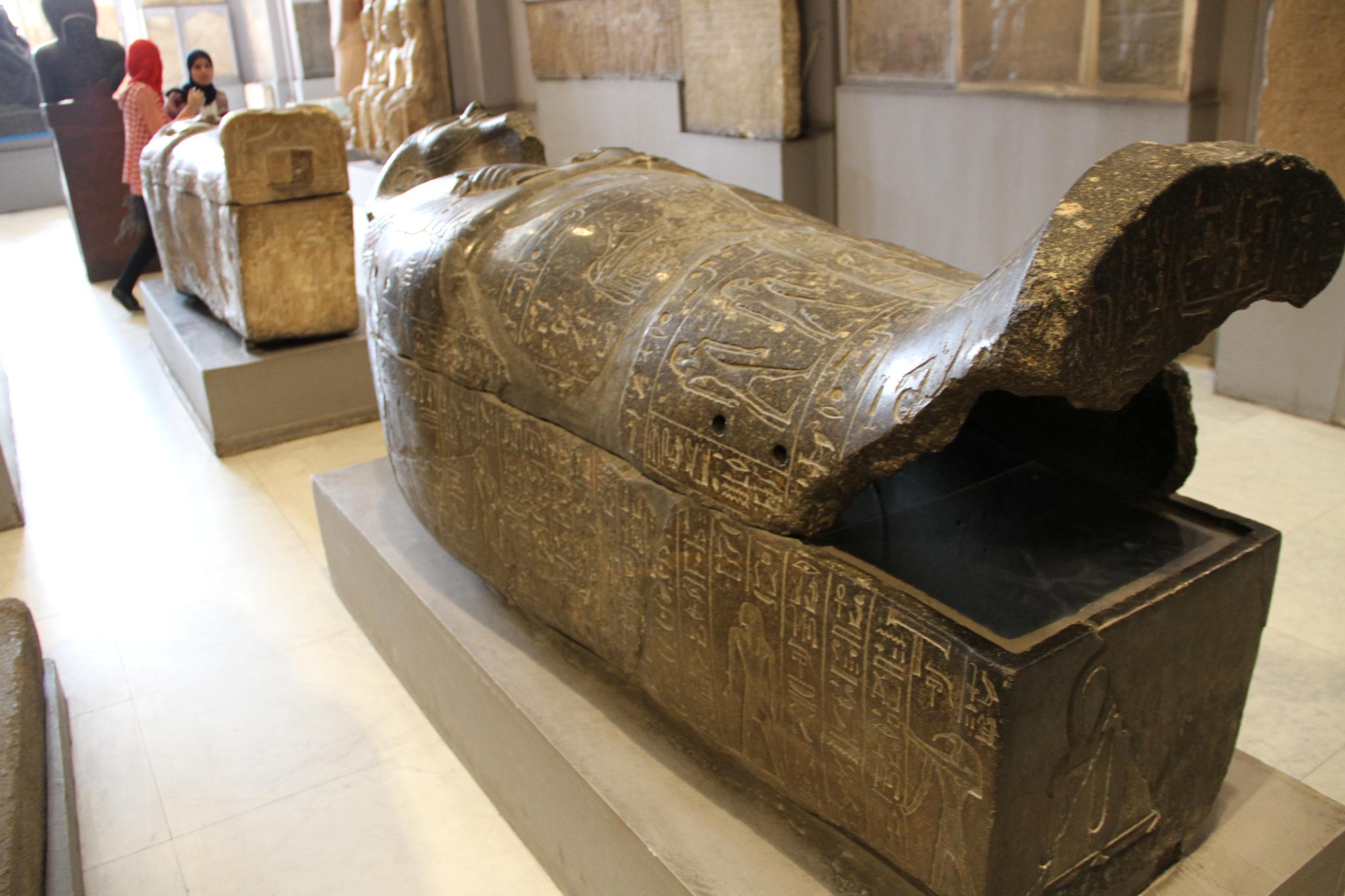Саркофаг. Каирский музей