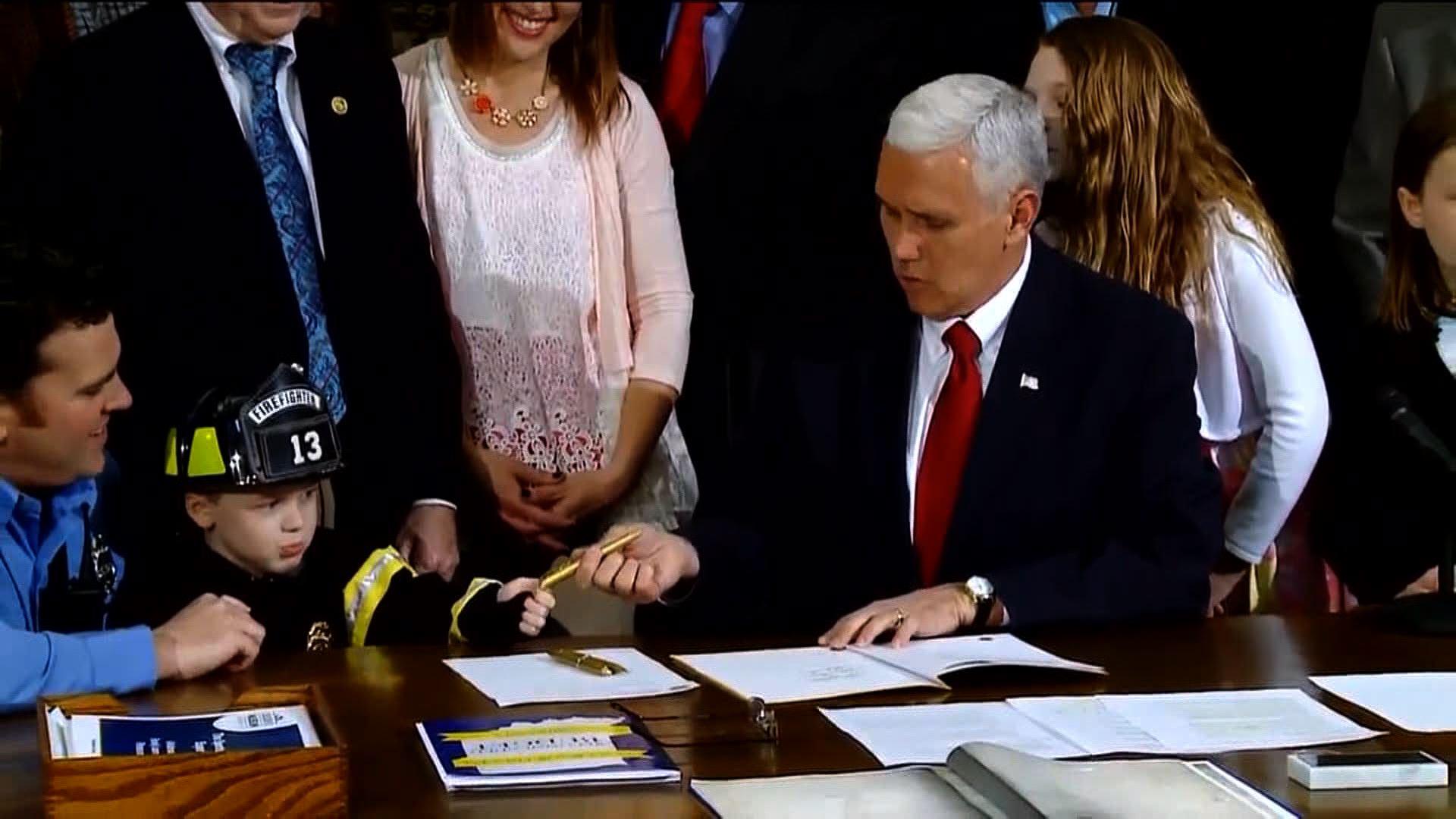 Вице-президент США Майк Пенс— один из сторонников «права попробовать».