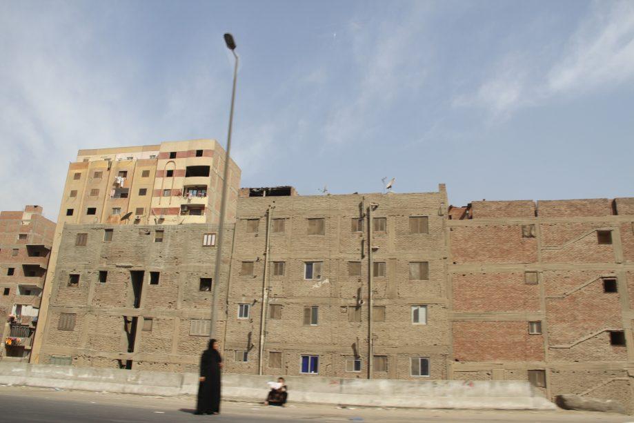 Каирский недострой