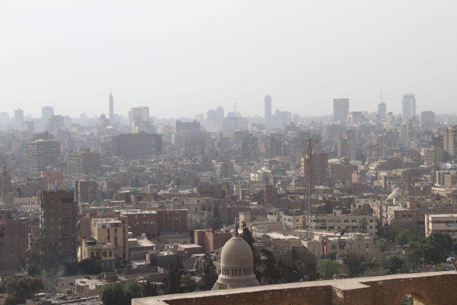Панорама Каира