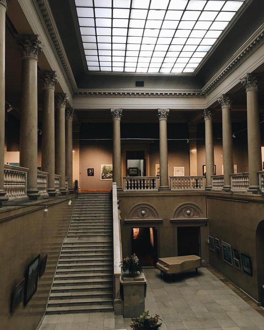 Национальный художественный музей вМинске. «Ночь музеев-2017».