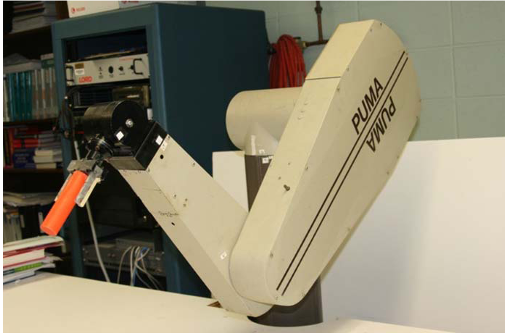 Первая диагностическая операция была проведена при помощи именно такого робота.