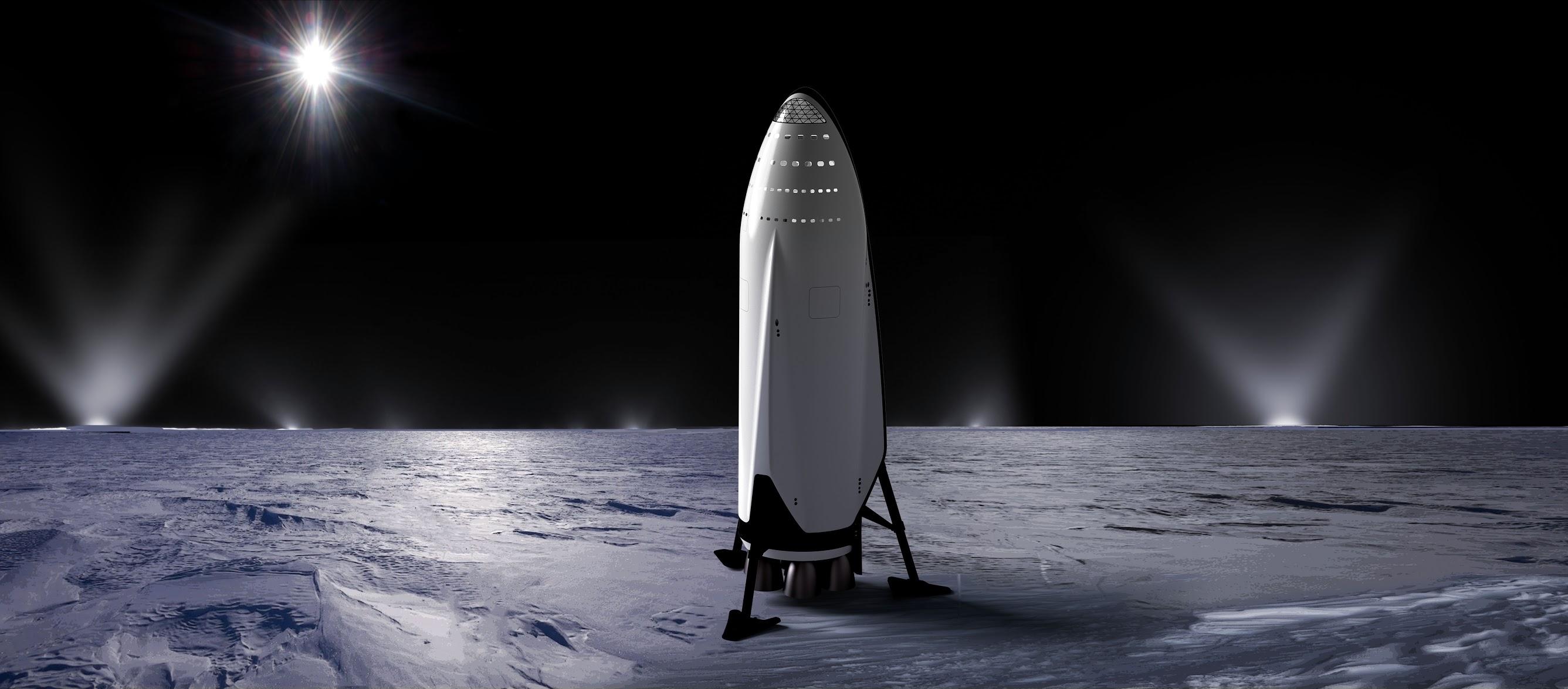 Межпланетная транспортная система.