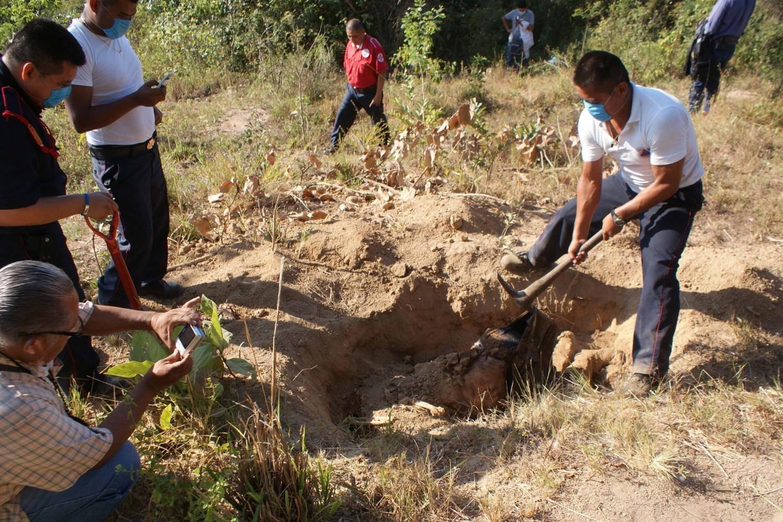 Искусственный интеллект ищет тайные захоронения вМексике