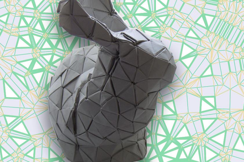 """Оригами, созданное спомощью алгоритмов. Источник: <a href=""""http://news.mit.edu/2017/algorithm-origami-patterns-any-3-D-structure-0622"""" target=""""_blank"""">MIT</a>."""