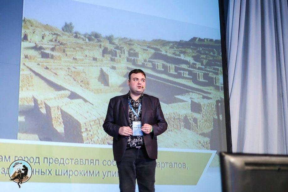Михаил Бубнов рассказывает оМохенджо-Даро.