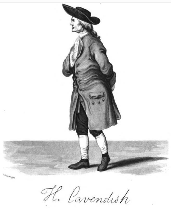 Генри Кавендиш.