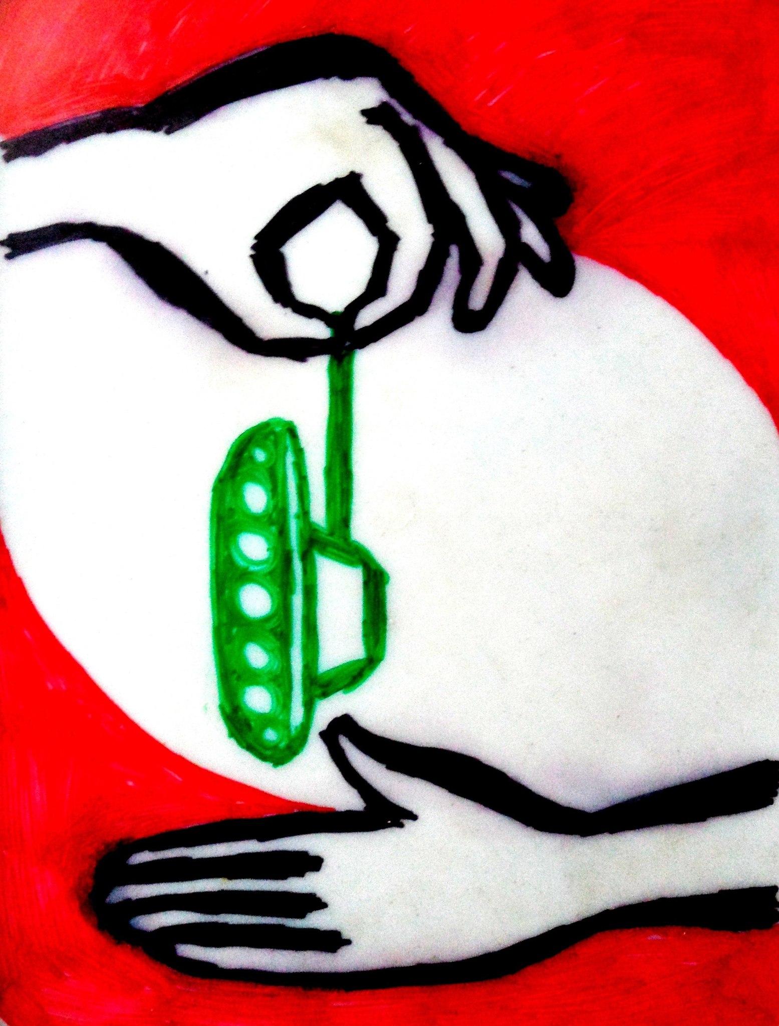 Дайте танк (!). Логотип группы.