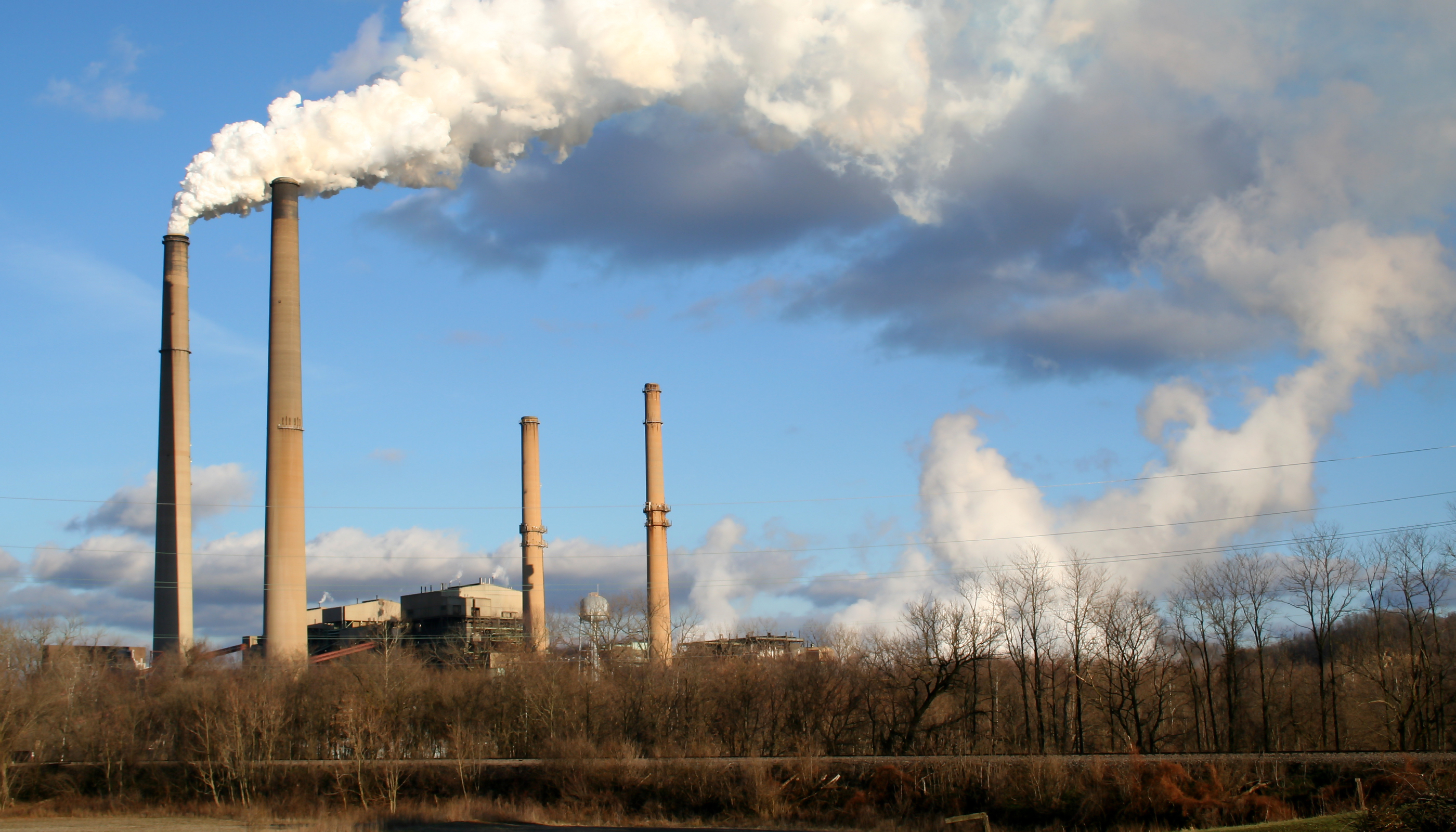 Сжигаем уголь всредней полосе— страдают тропические регионы.