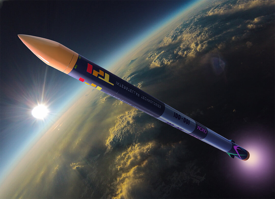 1-ый  запуск частной ракеты вЯпонии отложен из-за непогоды
