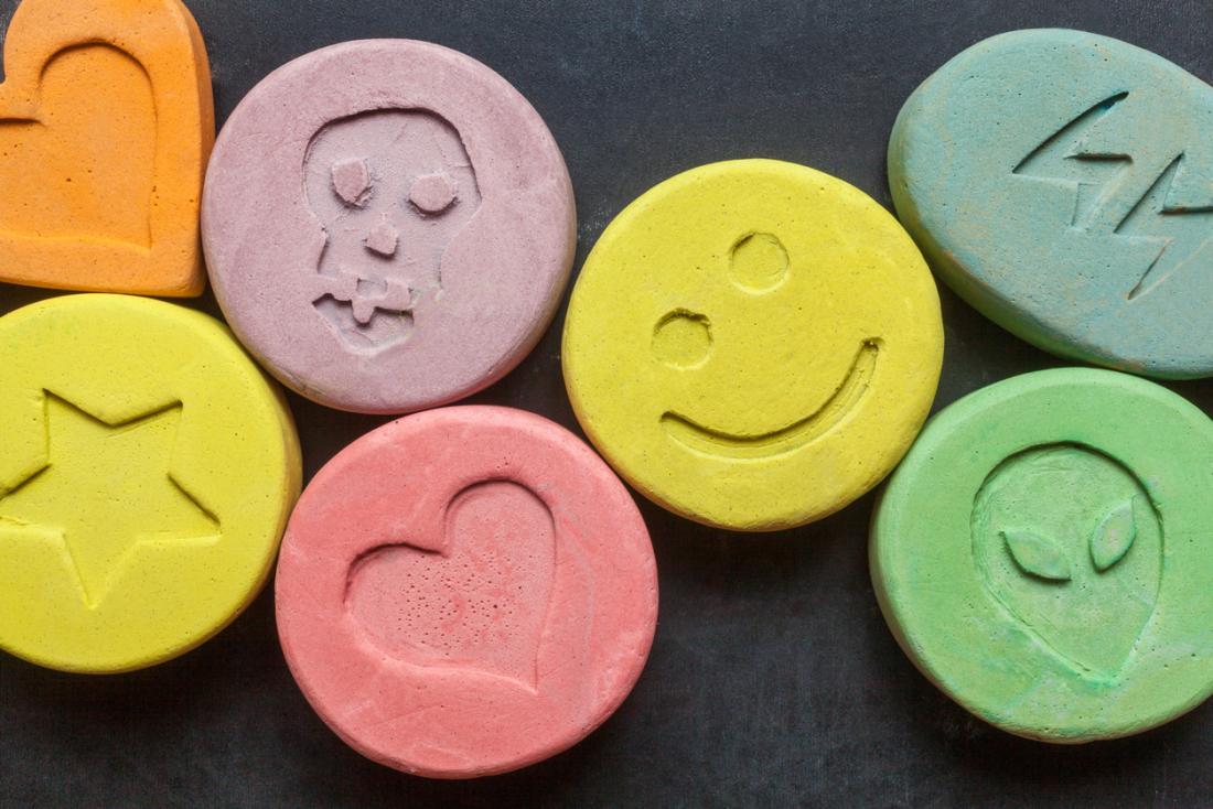 MDMA широко известно как наркотик, но, возможно, препарату вскоре удастся реабилитироваться.