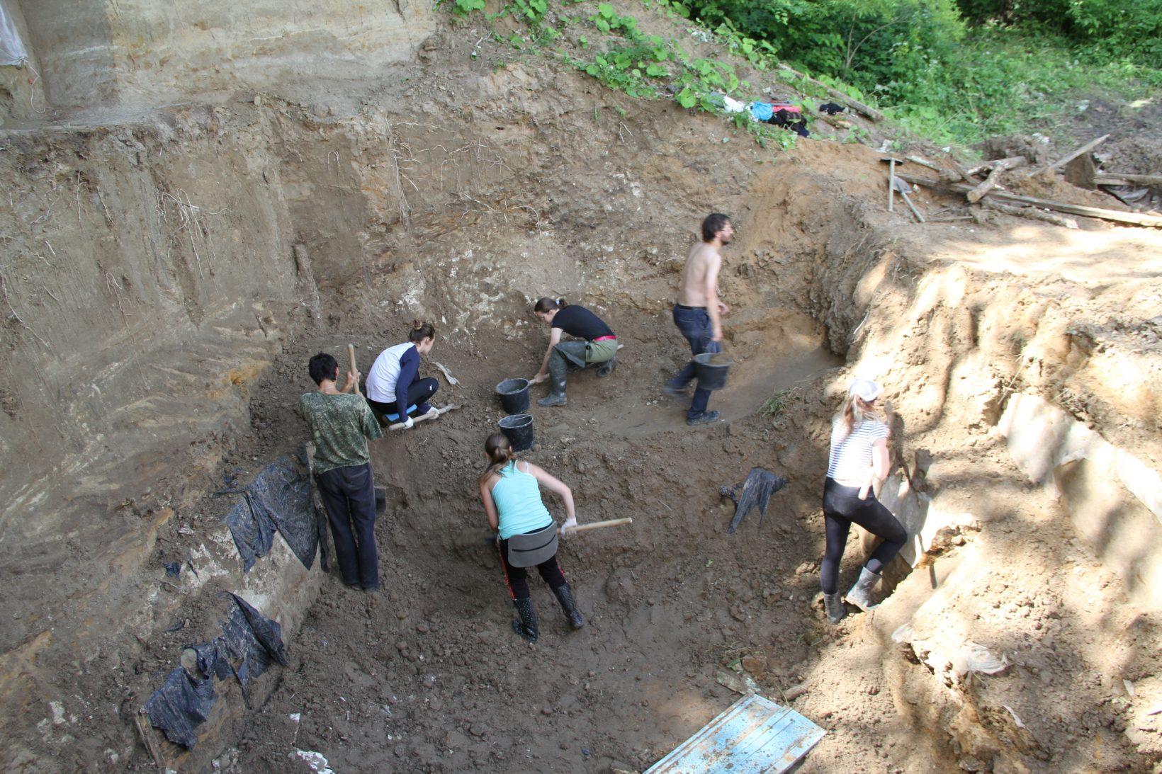 Работа нараскопе