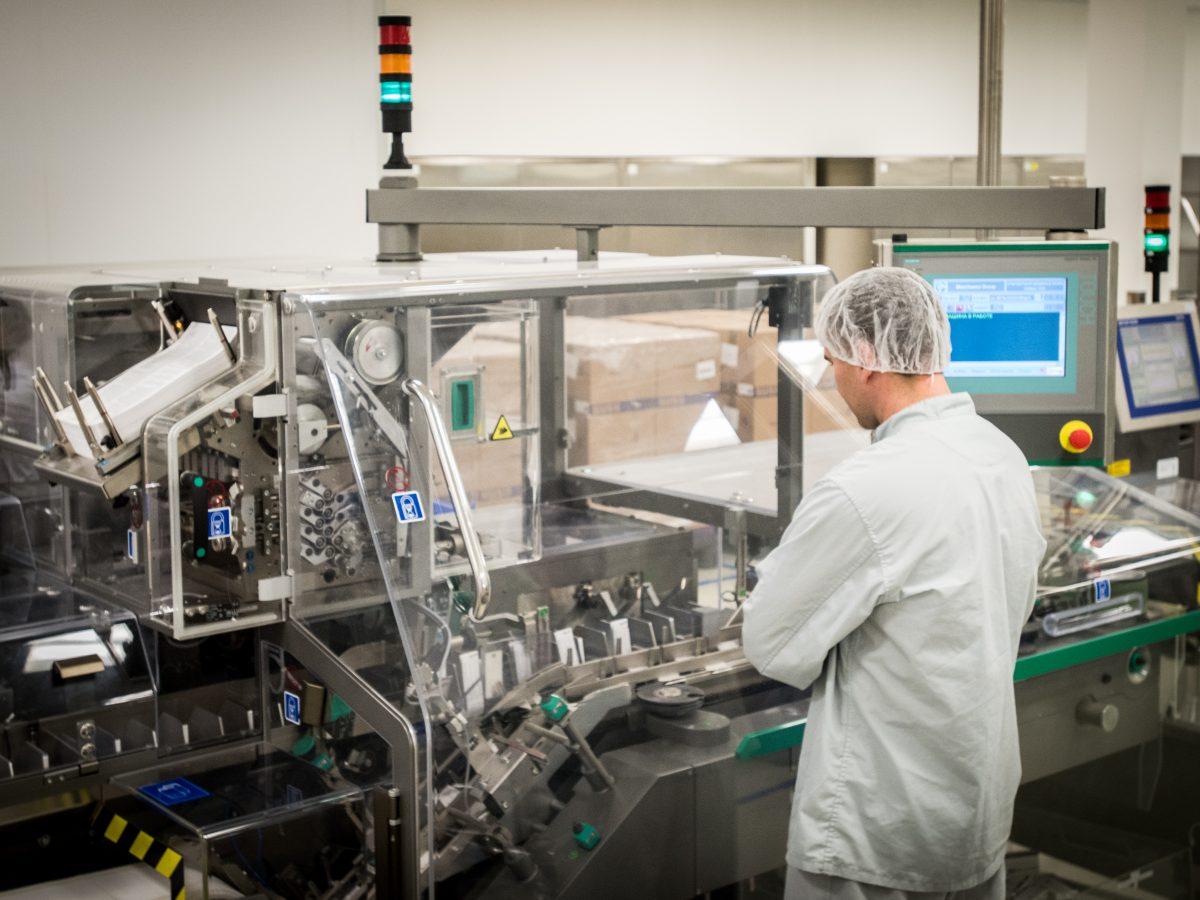 Назаводе «АстраЗенека» идёт подготовка кзапуску производства осимертиниба иещё нескольких новых препаратов.