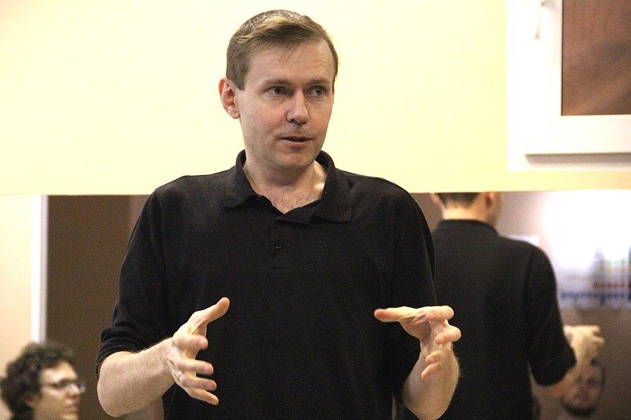 Сергей Белков.