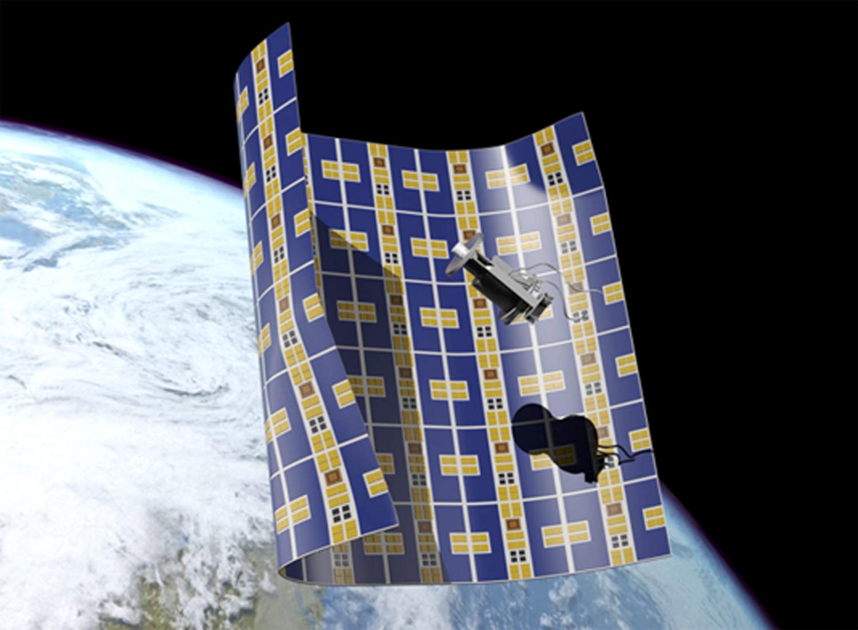Концепт космического аппарата Brane Craft.